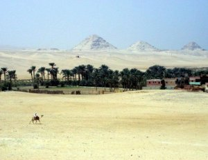 Abusír - Egypt