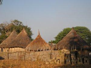 Výzkum vesnic jihovýchodního Senegalu
